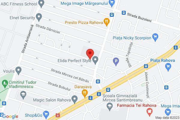 2 camere Rahova - Crizantemelor - bloc anvelopat COMISION 0 Map