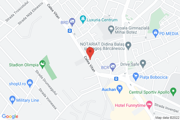 Apartament 4 camere - Beauty Salon/Frizerie - Calea Vitan - Stradal Map