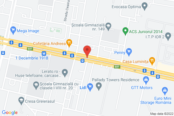 Titan - Theodor Pallady - Lidl Map