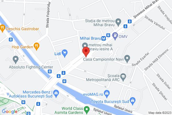 Metropolitan Residence Mihai Bravu