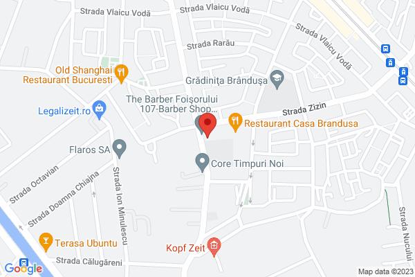 Apartament 2 camere, zona Vitan, complet mobilat/utilat Map