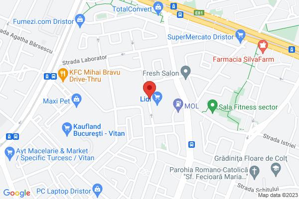 COMISION 0 - Metrou Dristor - Ramnicu Valcea - apartament 2 camere Map