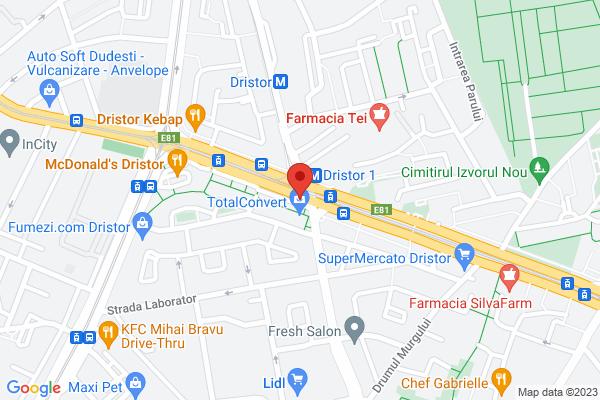 Apartament 2 camere - 50 m Metrou Dristor - etaj 2 Map