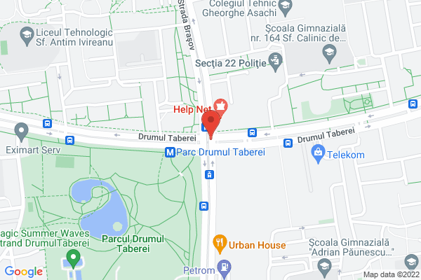 Drumul Taberei - vav Mall Plaza Map