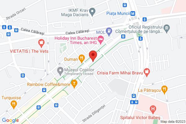 Bd Decebal Piata Muncii Apartament 3 camere decomandate 80mp Map