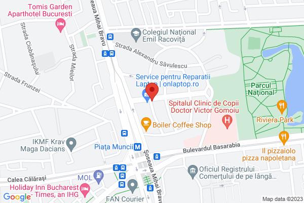 Piata Muncii metrou Vatra Luminoasa Spatiu birouri Vila 4 cam 116mp Map