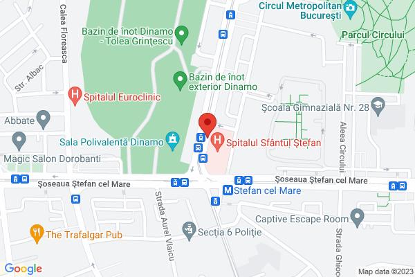 Barbu Vacarescu - Stefan cel Mare - apartament 2 camere - 65mpu Map