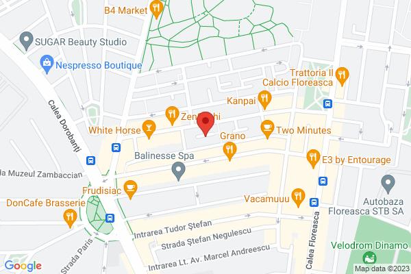 Apartament 4 camere Piata Dorobanti - Beller Map