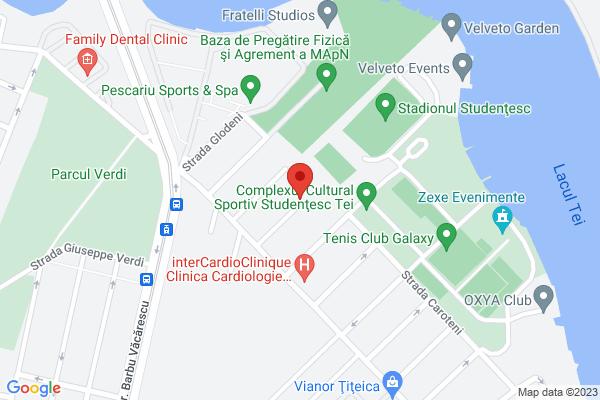Floreasca Residence - apartament cu 3 camere 71 mp + parcare Map