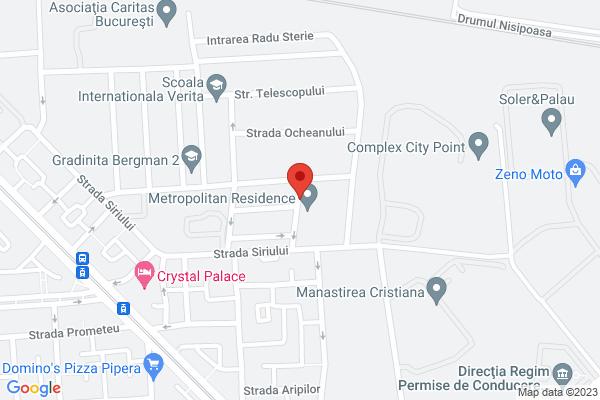 Metropolitan Residence Aviatiei