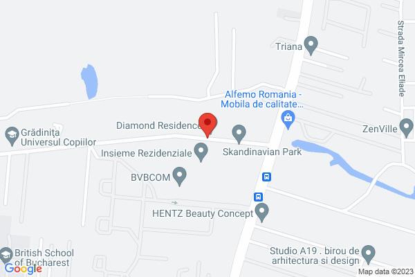 DIAMOND RESIDENCE - Pipera - Apartament 2 camere cu parcare Map
