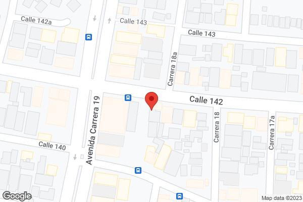 Mapa de COLEGIO PENSAR ANDINO
