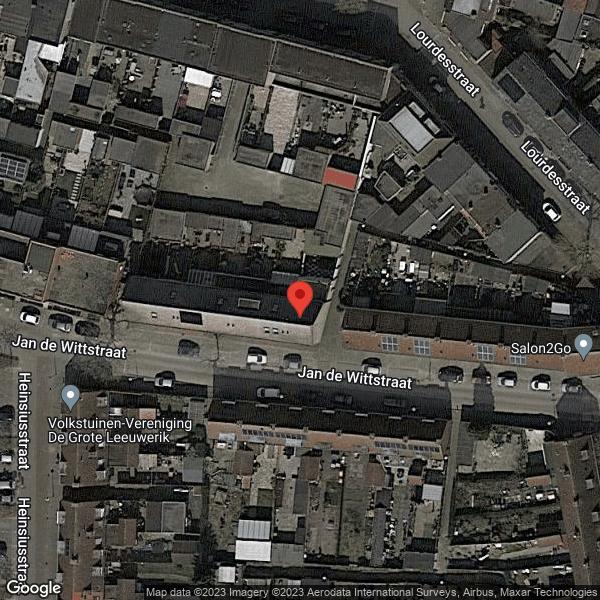 Google Map van 4615 GC