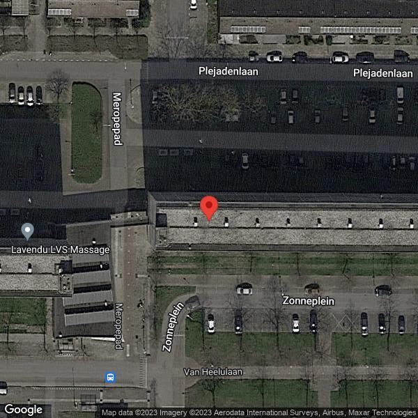 Google Map van 4624 BW