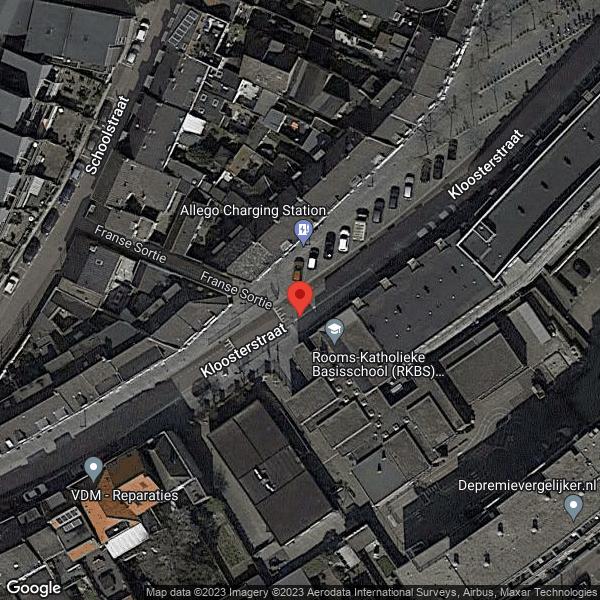 Google Map van 4611 MB