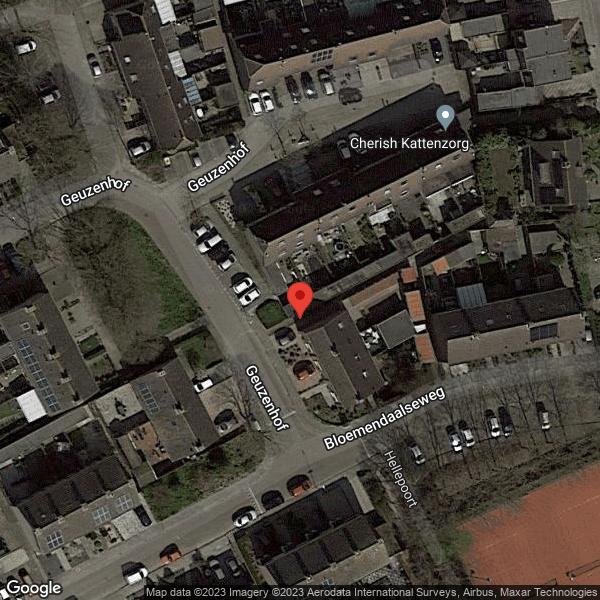 Google Map van 4664 BX