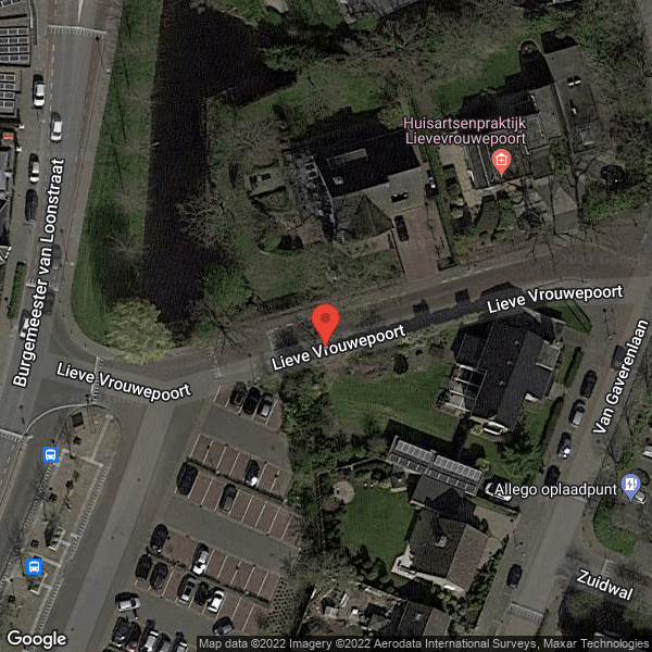 Google Map van 4651 CE