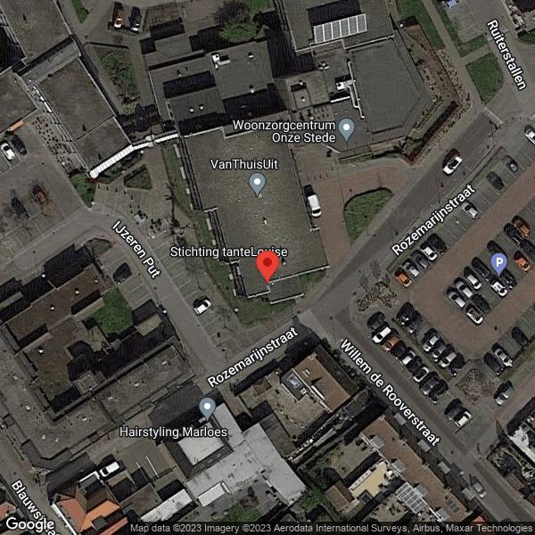 Google Map van 4651 EL