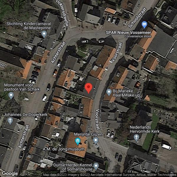 Google Map van 4681 AC