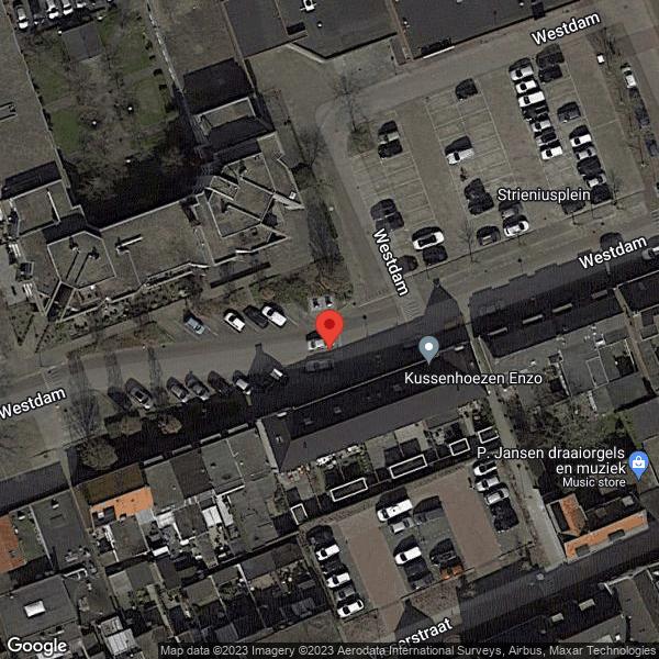 Google Map van 4651 BE