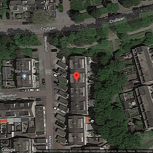Google Map van 4921 VA