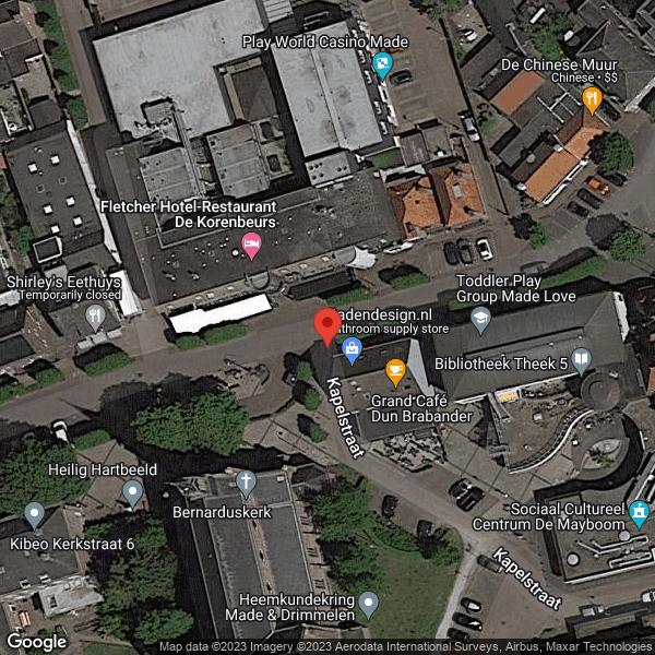Google Map van 4921