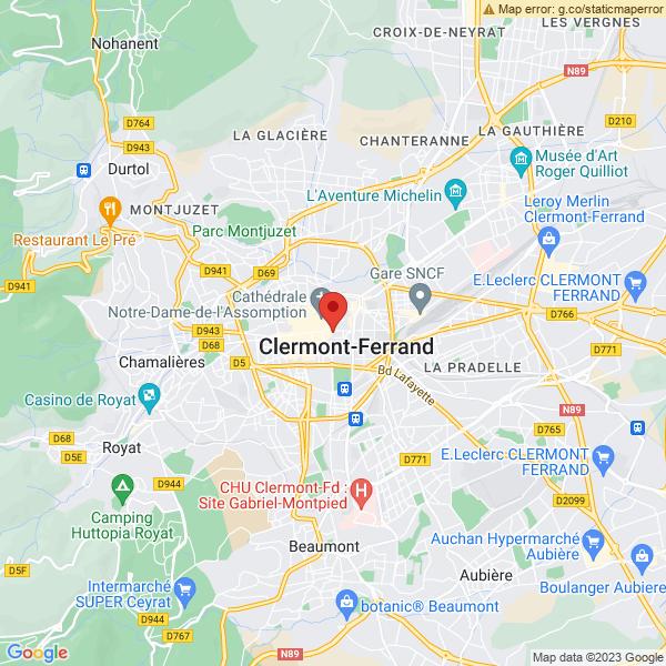 Clermont-Ferrand,FR