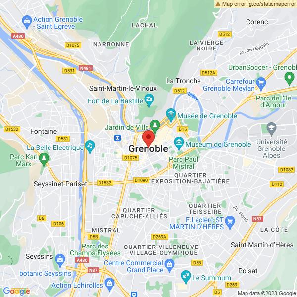 Grenoble,FR