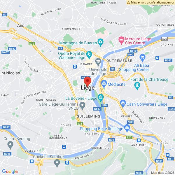 Liège,BE