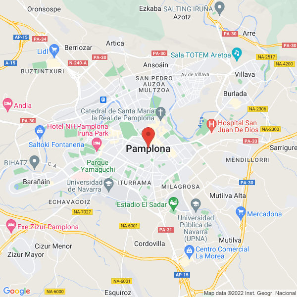 Pamplona,ES