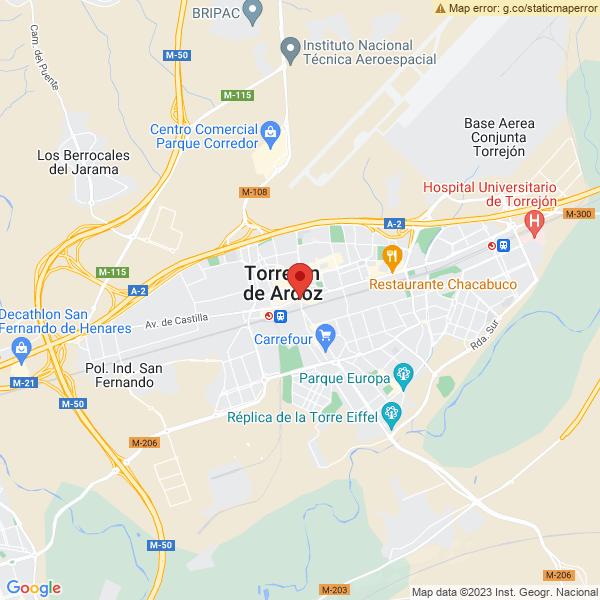 Torrejón de Ardoz,ES