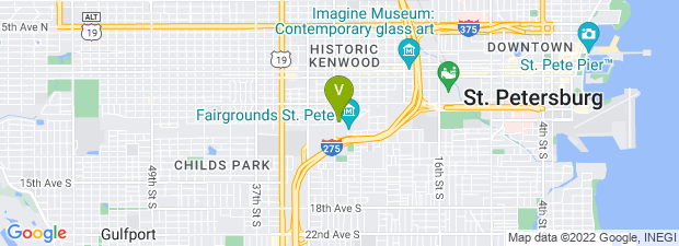 Location Map View
