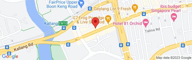 105a Geylang Road #02-01, Singapore 389213