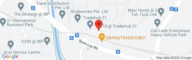 18 Boon Lay Way, #09-102, Tradehub 21, Singapore 609966