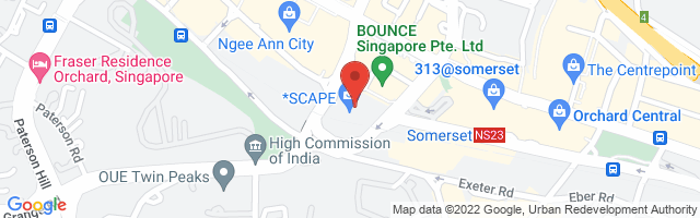 2 Orchard Link, Singapore 237978