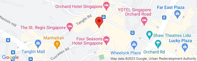 21 Cuscaden Road, Ming Arcade, #05-01, Singapore 249720