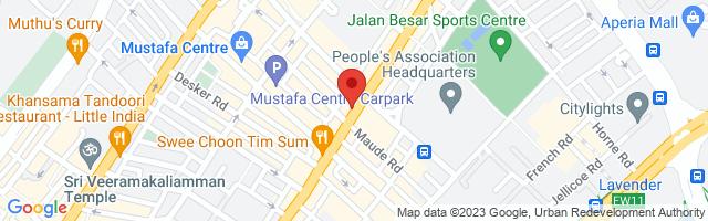 215A Jalan Besar, Singapore 208898