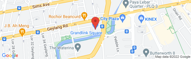 511 Guillemard Road #02-19, Grandlink Square Paya Lebar, Singapore 399849