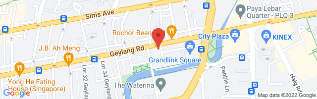 668A Geylang Road, Singapore 389595