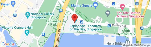 8 Raffles Ave, #03-01, Singapore 039802