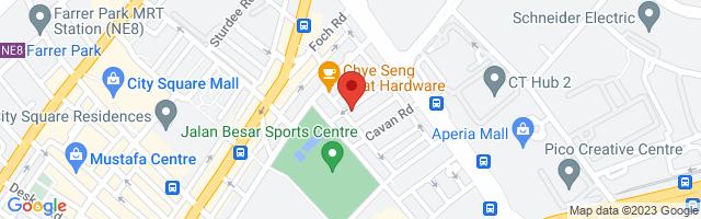 No.12, Hamilton Road, Singapore 209183