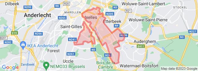 Ixelles - Elsene