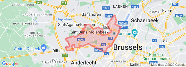 Molenbeek-Saint-Jean - Sint-Jans-Molenbeek