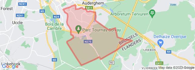 Watermael-Boitsfort - Watermaal-Bosvoorde