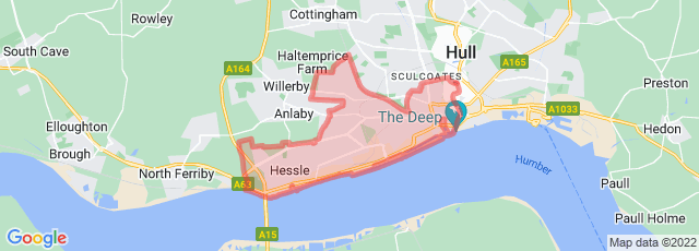 Kingston upon Hull West and Hessle