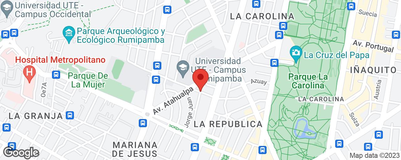 ARRIENDO HABITACIÓN PARA ESTUDIANTE CERCA A LA UTE - Quito