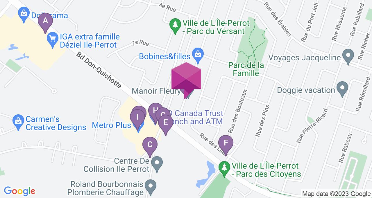 Manoir Fleury, L'Île-Perrot