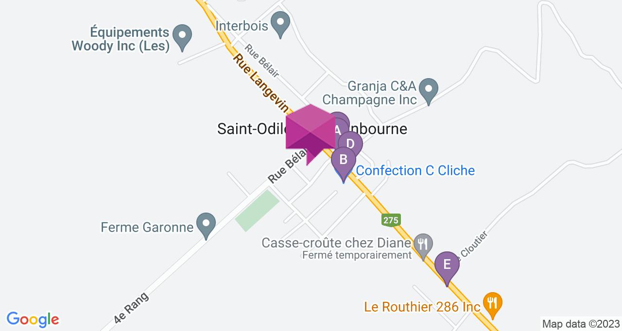 Centre Curé-Larochelle