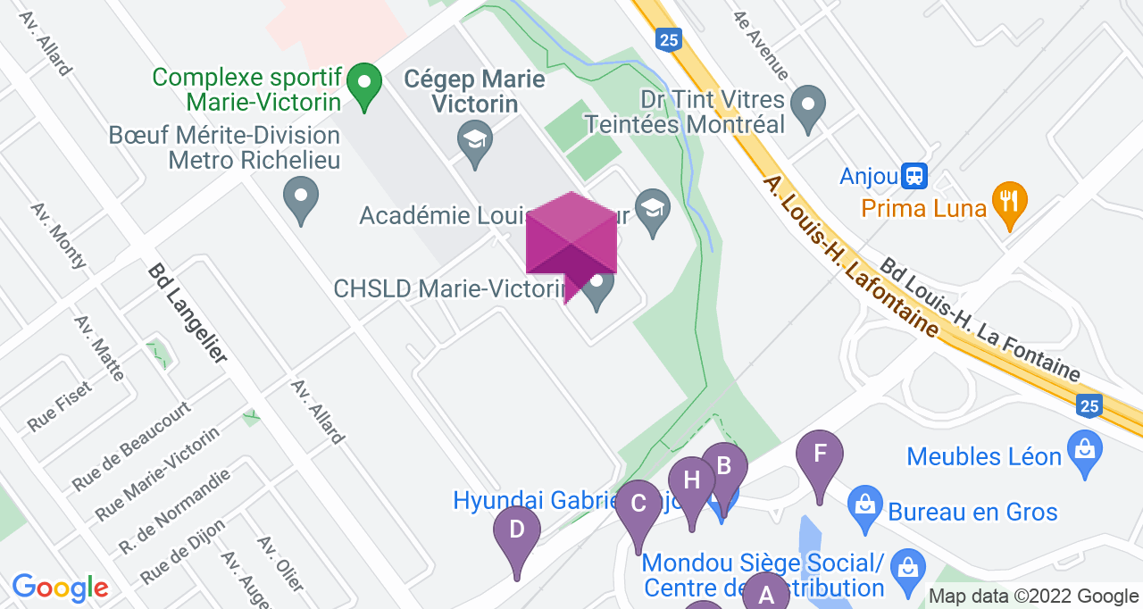 Centre d'hébergement Champlain-Marie-Victorin
