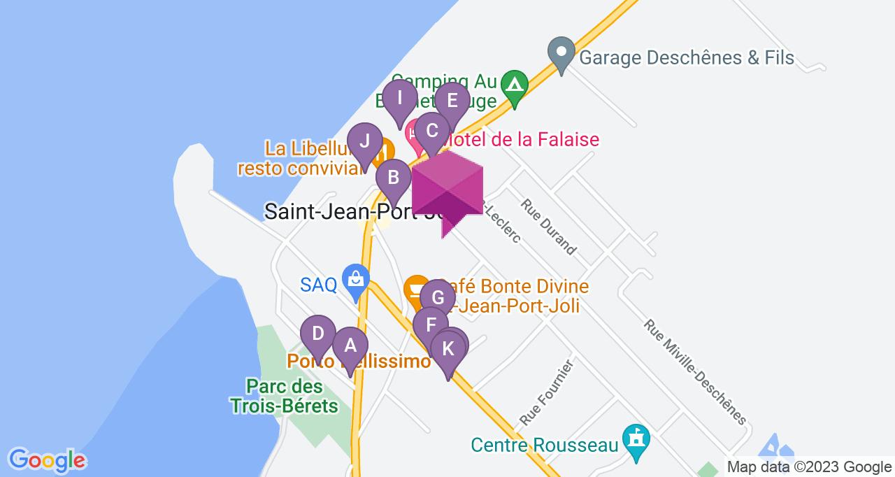 Coopérative d'habitation l'Accueil de St-Jean-Port-Joli
